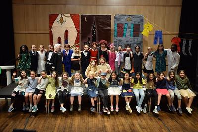 Grade 5 Play: Annie