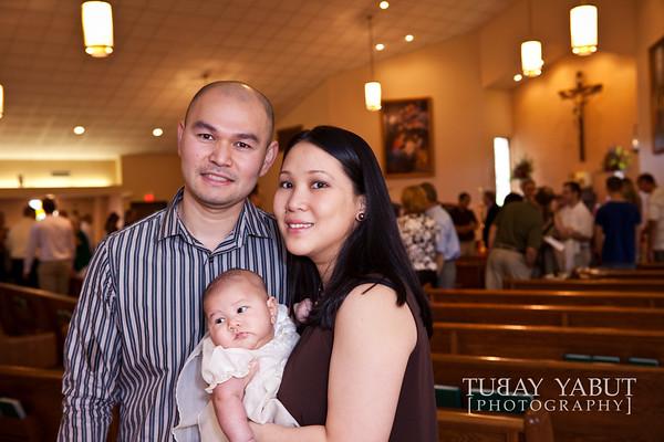 Liam Anthony | Baptism