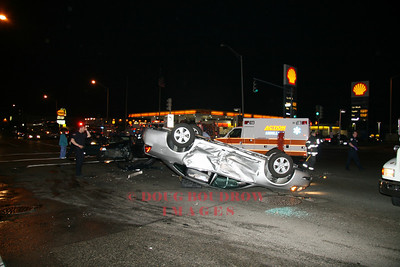 Lynn, MA - MVA, Lynnway and Commerical Street, 5-11-07