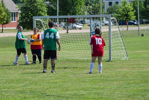 Sam's Soccer 2012