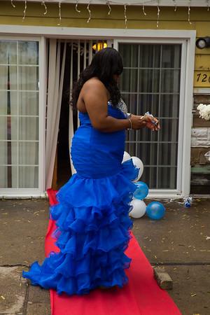 Lexi Prom Shoot