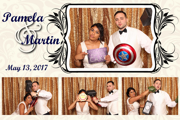 Pamela and Martin's Photobooth