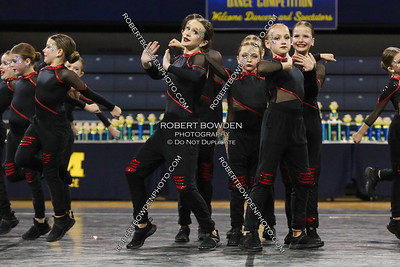 #200 Chippewa Valley Indianettes - Hip-Hop
