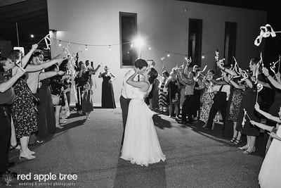 Leighanne + Michael Wedding