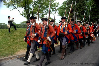 French and Indian War Reenactment Photos, Buffalo New York
