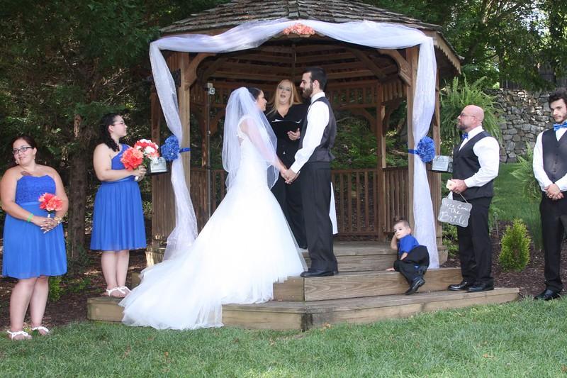 Ashley & Ethan Woodland Place Wedding