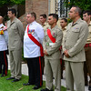 Governor presents medals to seven local servicemen