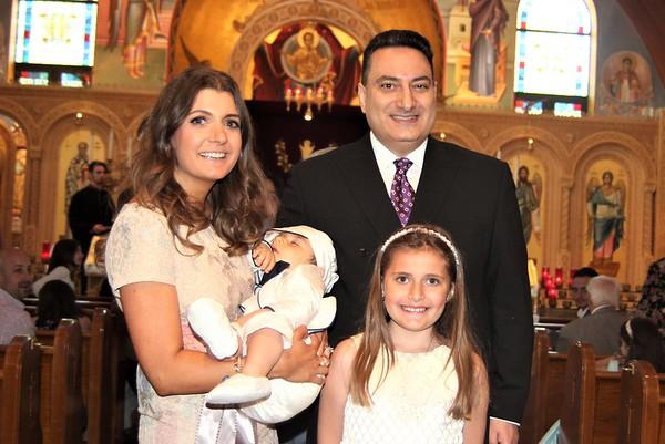 James Baptism