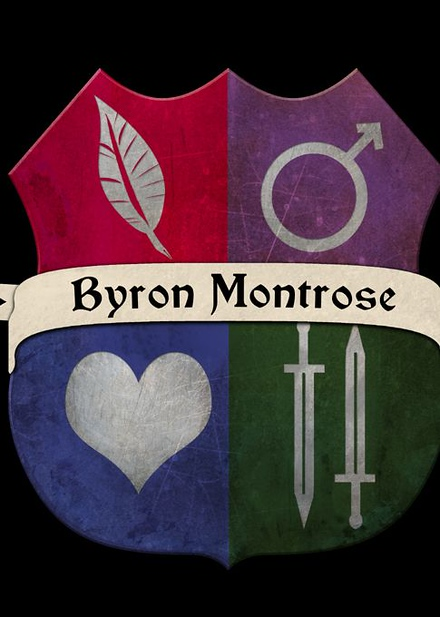 The Fall of Byron Montrose: Poet, Gentleman, Lover poster