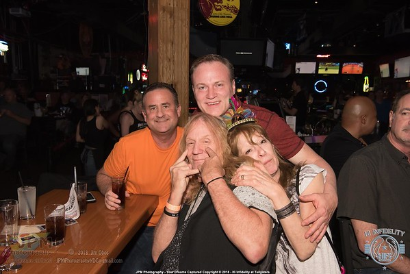 May 5, 2018 @ Tailgaters Sports Bar