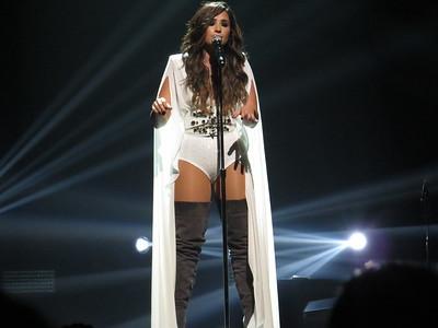 Demi-Lovato-Nick-Jonas-Honda-Center
