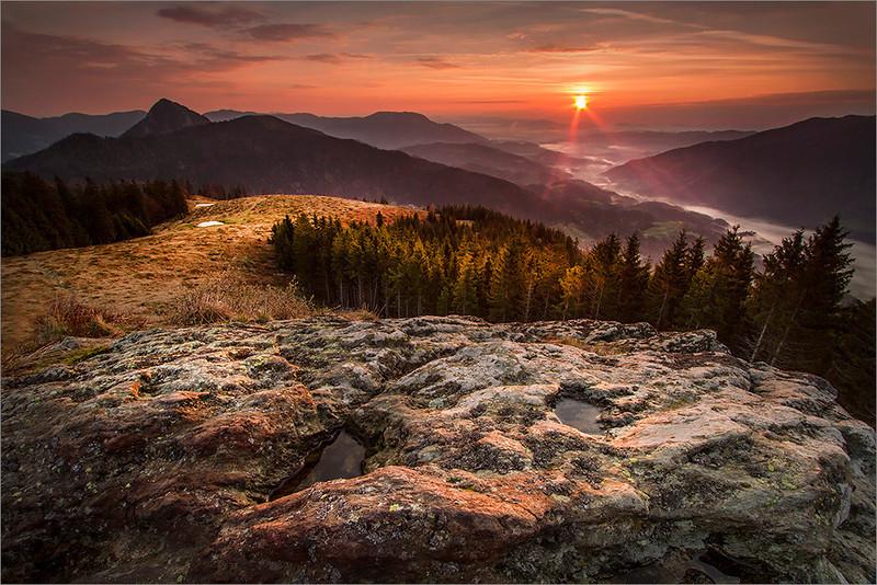 Dreta valley from Mt. Kranjska reber