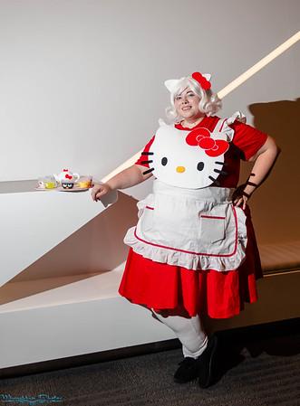 Hello Kitty Maid