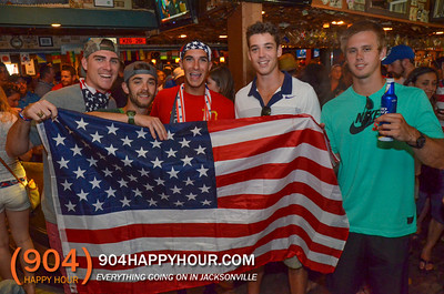 USA Watch Party @ Lynch's Irish Pub - 6.16.14