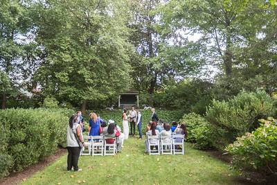01 Ceremony @ Tudor Place Gardens