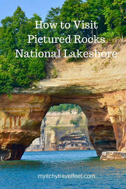 How to visit Pictured Rocks National Lakeshore in Michigan