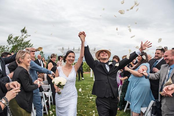 Ilona and Kenny's Wedding