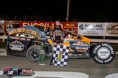 Fonda Speedway-6/13/20-Bill McGaffin