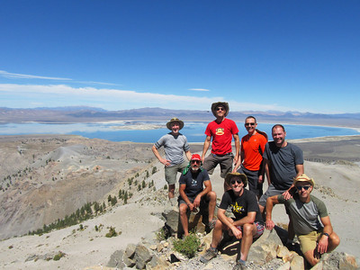 Eastern Sierra: Aug 31-Sep 5, 2016