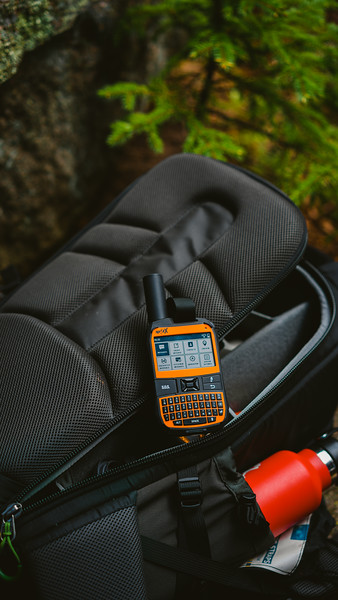 Product Photography | Outdoor Gear | Spot X GPS Device Set Five