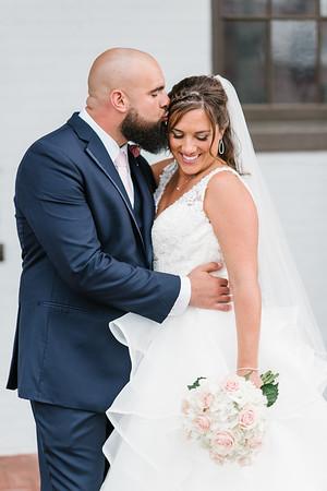 Kristi and Matt's Wedding at Gettysburg Visitor Center