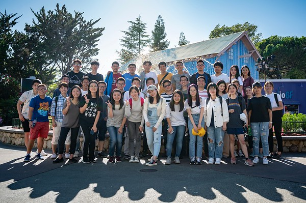 2019-08-31 IUSM Six Flags Trip