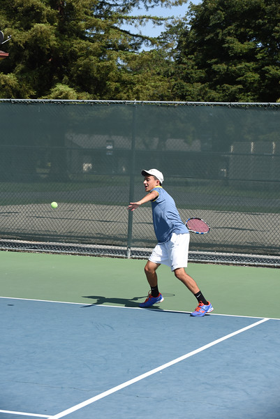 2016 - Menlo Boys Tennis - Seniors