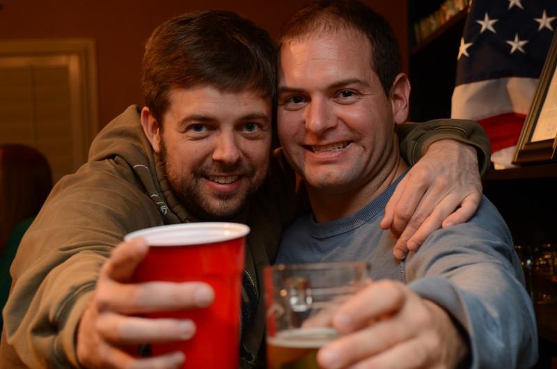 Kent and Jon