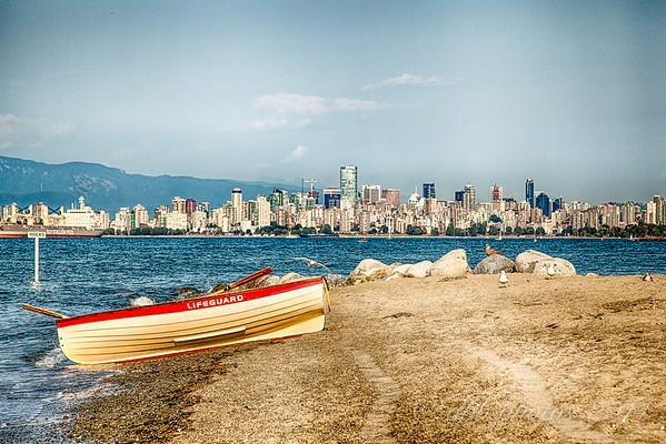 Spanish Banks ~ Vancouver, B.C.