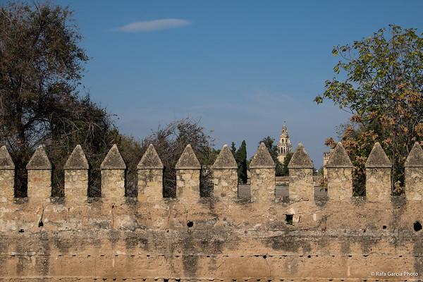 Muralla del Alcázar