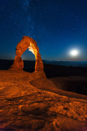 Arches National Park August 2014