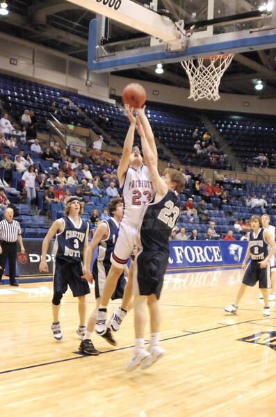 2007-08 Hi-Plains Boys Basketball