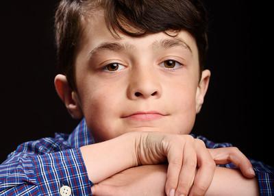 Logan Age 8