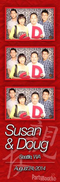 August 24, 2014 - Susan & Doug