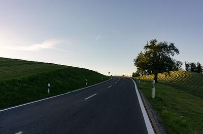 2016-08-13 Evening ride