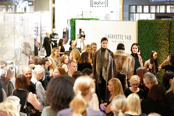 The Lafayette 148 boutique opening at South Coast Plaza (Images)