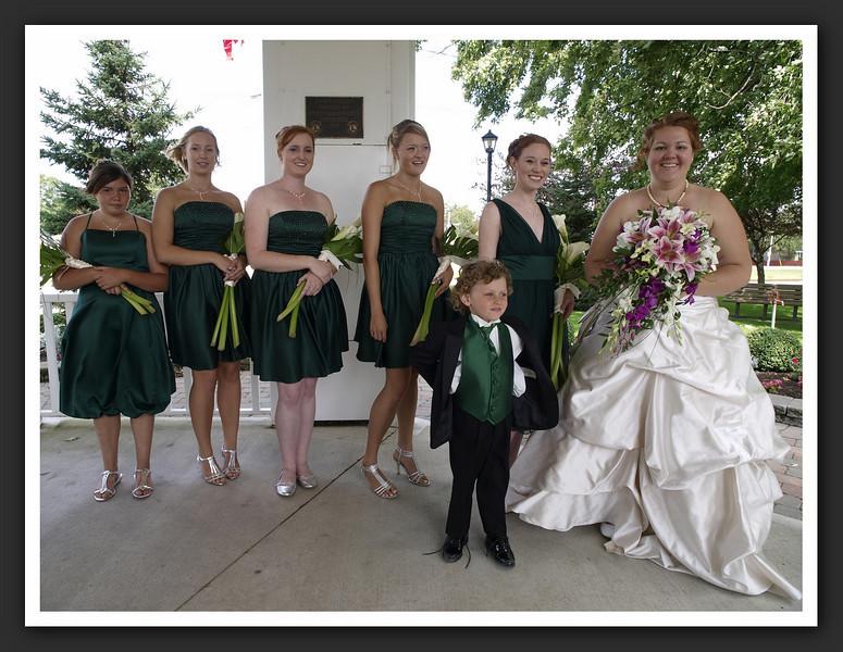 Bridal Party Family Shots at Stayner Gazebo 2009 08-29 016 .jpg