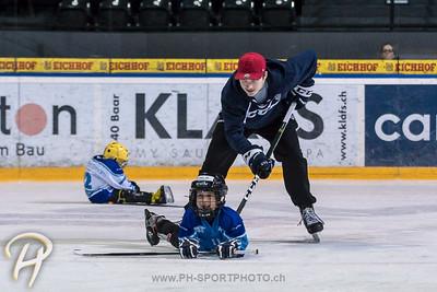 EVZ Hockeyschule Oktober 2016