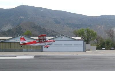 Visit to Santa Paula Airport