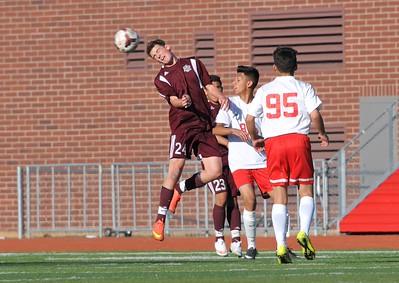 2015 Jordan High School Soccer