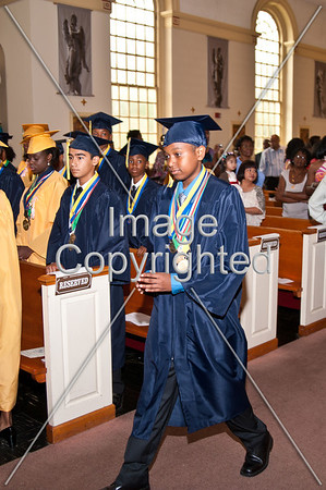 2012 St. Michael the Archangel Catholic Church - Graduation