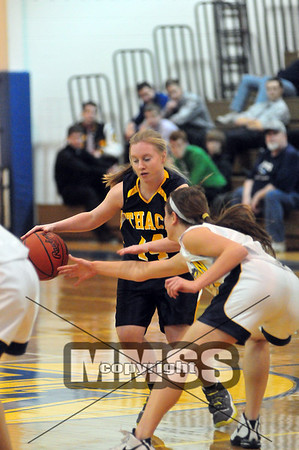 Valley Lutheran vs. Ithaca (girls basketball)