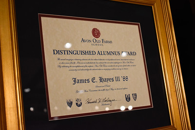 Distinguished Alumni Ceremony