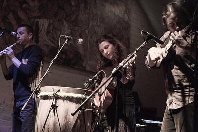 Hojarasca Musica Andina