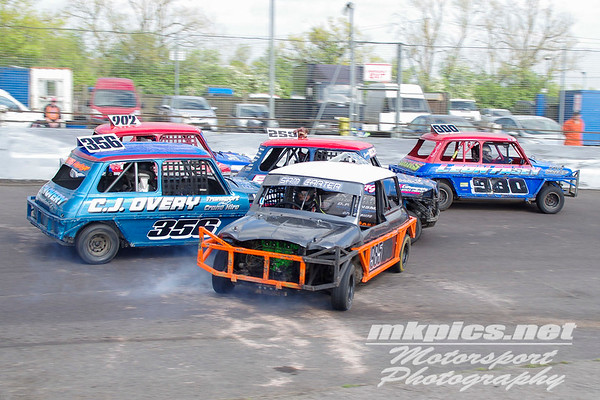 ORCi Ministox, Northampton 7 May 2017