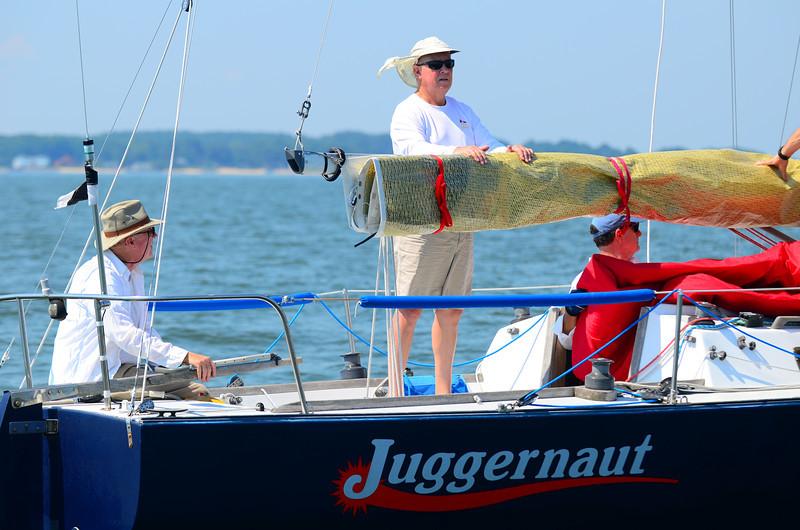 Mike Dale, Rick Klein, Juggernaut