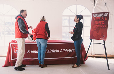 Fairfield U- Friends of Men's LAX Reception