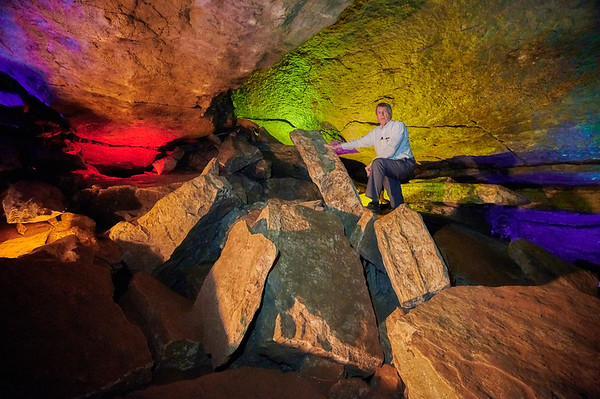 Laurel Caverns  with David Cale