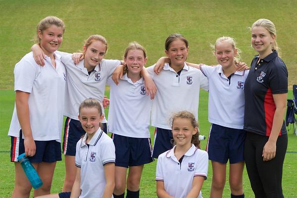 Wenona Year 6 Jaguars 2016 Soccer