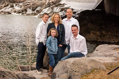 Stein family and senior